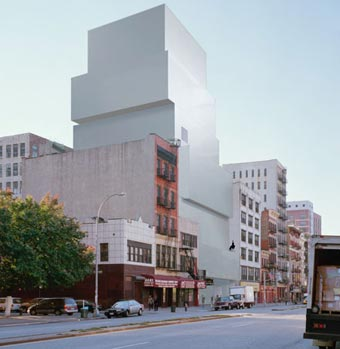 new museum new york