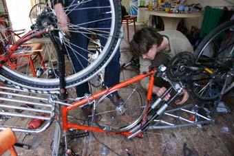 make a bike