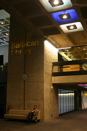 barbican-libary