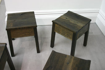 ebonized-stools-by-roy-mcmakin