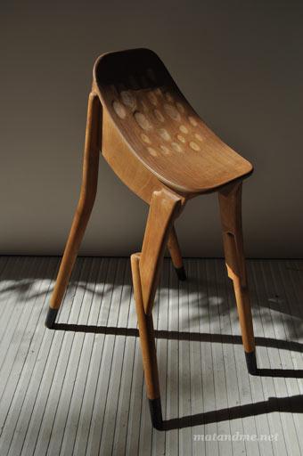 Jamesplumb A Chair With Hooves Matandme